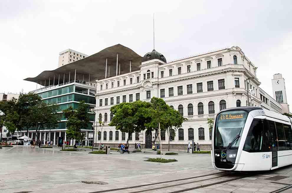 MUSEO DEL ARTE DE RIO - MAR