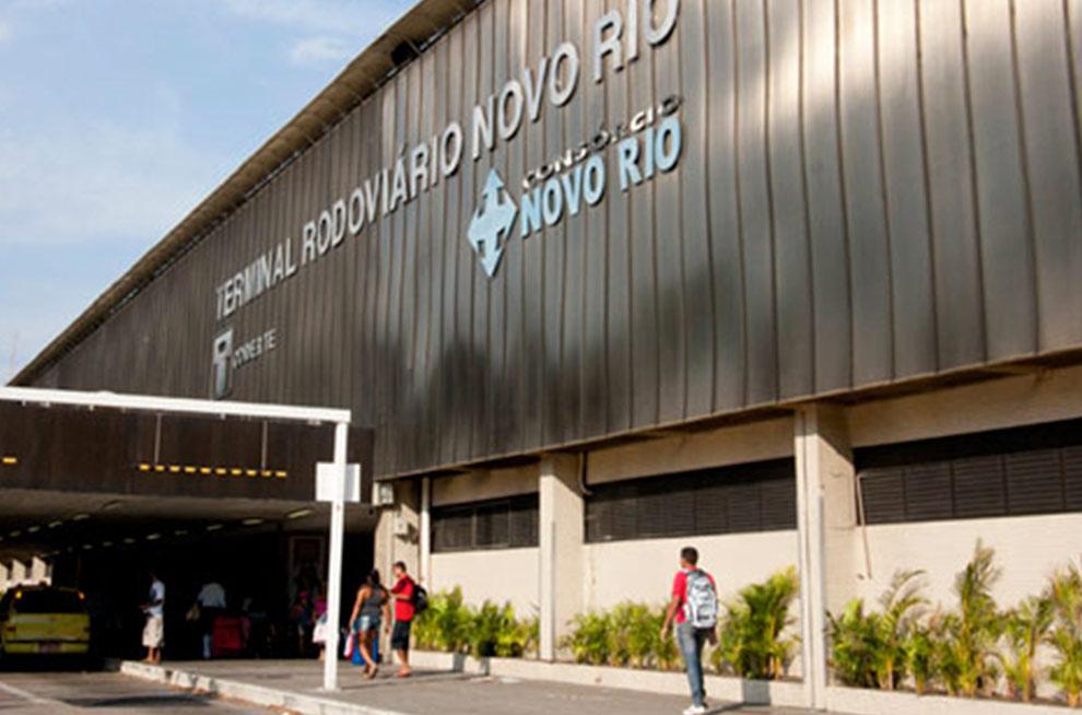 NOVO RIO BUS STATION