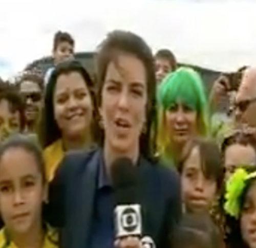 Rede Globo RJTV 1ª edição