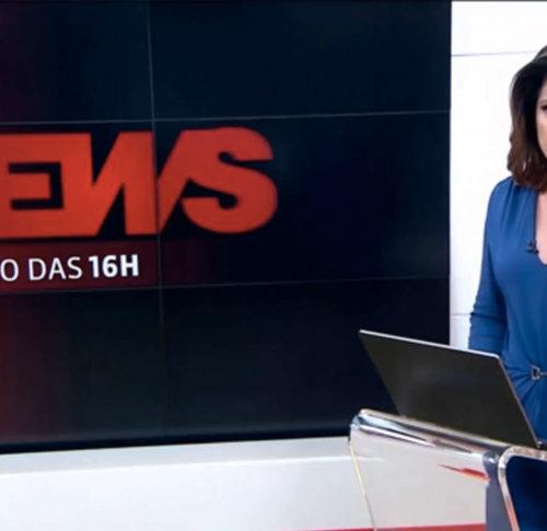 Jornal da Globo News | Edição das 16hs