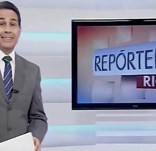 Tv Brasil– Repórter Rio