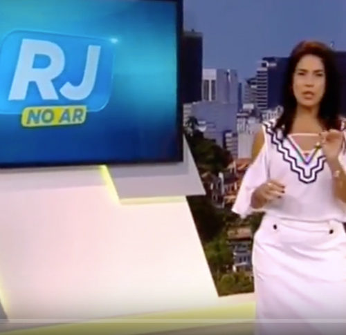 TV Record – RJ no Ar
