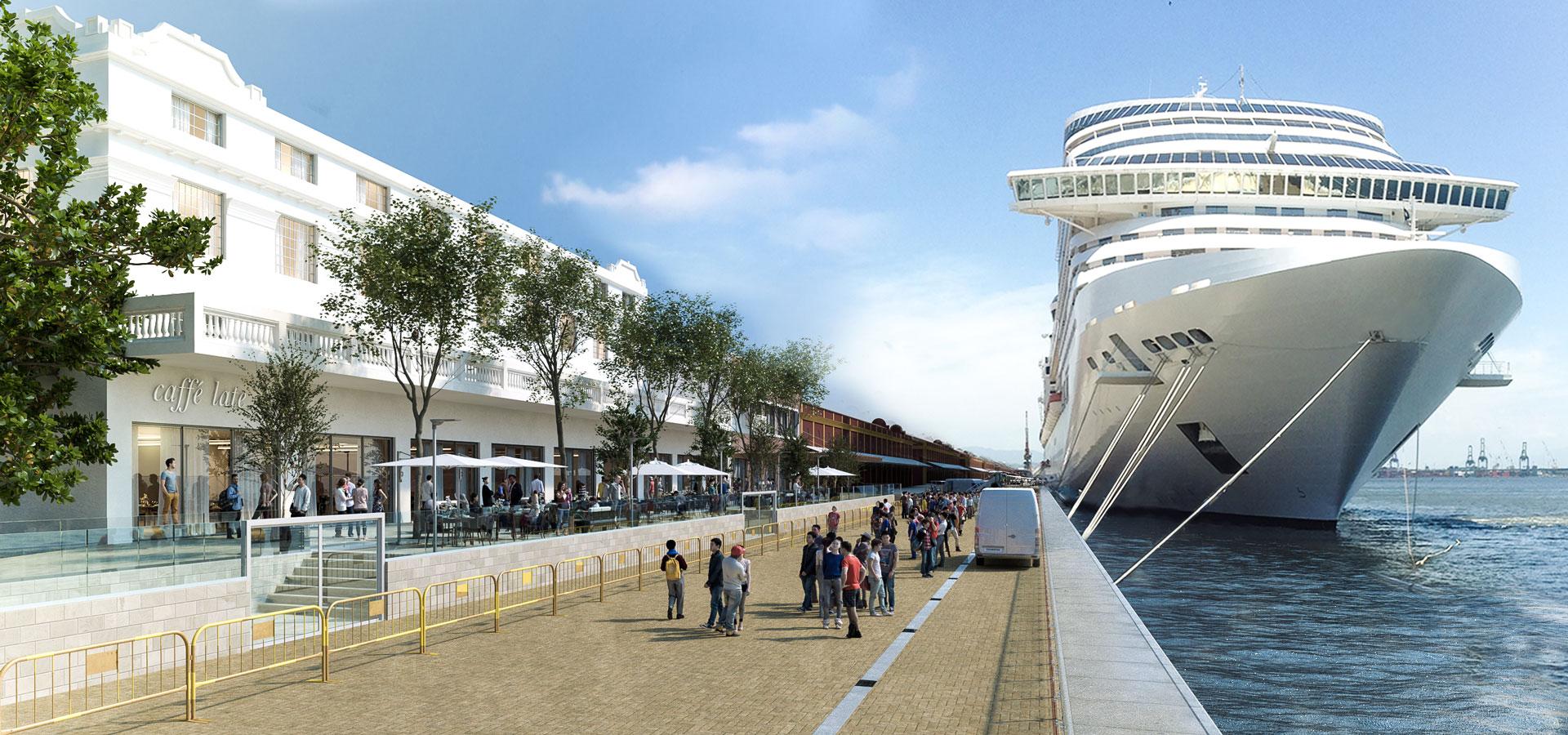 Projeto Pier Maravilha