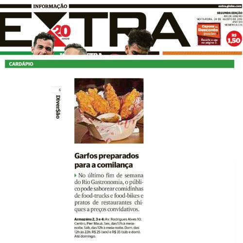 jornal Extra