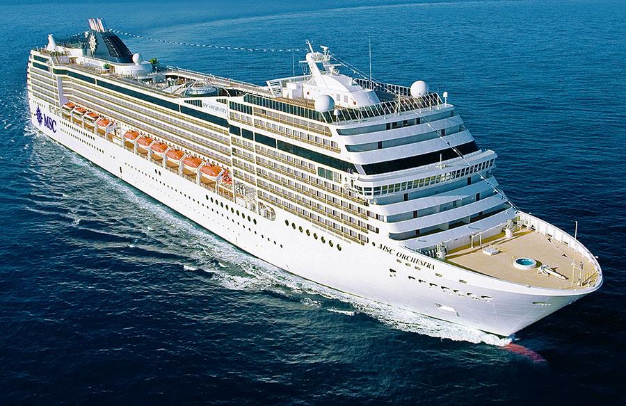 O navio faz parte da companhia MSC Cruzeiros da categoria Musica. A bordo d3b837a5ff93a