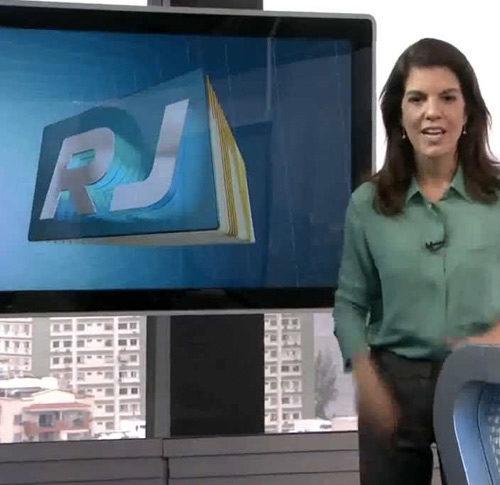 TV Globo RJTV 1ª edição
