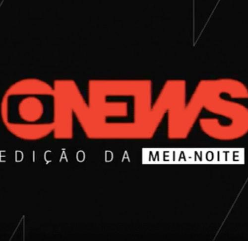 TV Globonews – edição de meia noite
