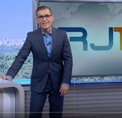 31 03 2018 TV Globo RJTV 1ª Ediçao