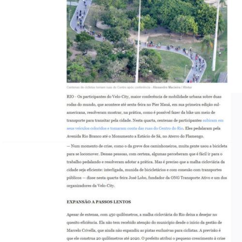 Globo online